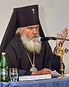 Архиепископ Владивостокский Вениамин заявляет о своей непричастности к открытому письму епископа Диомида